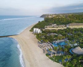 1 Ritz Carlton Nusa Dua_Beach Arial