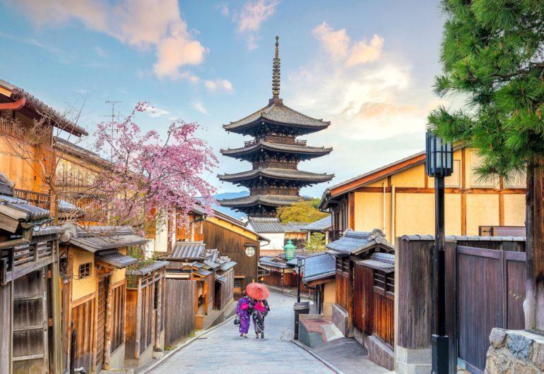 Kyoto-Yasaka-Pagoda