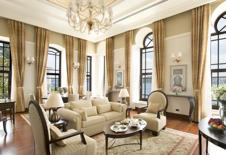 Two Bedroom Bosphorus Palace Suite