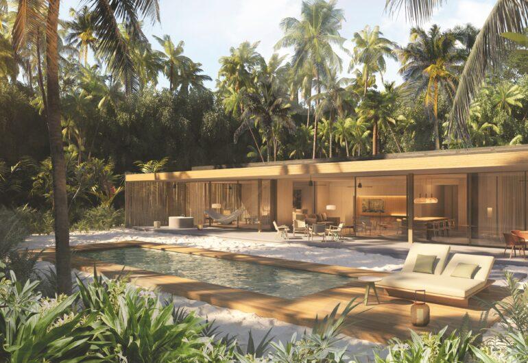 Patina Maldives, Fari Islands - Two Bedroom Pool Beach Villa